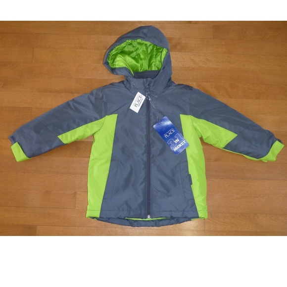 58995c8e3 The Children's Place Jackets & Coats | Tod Boys 3 In 1 Tcp Winter ...
